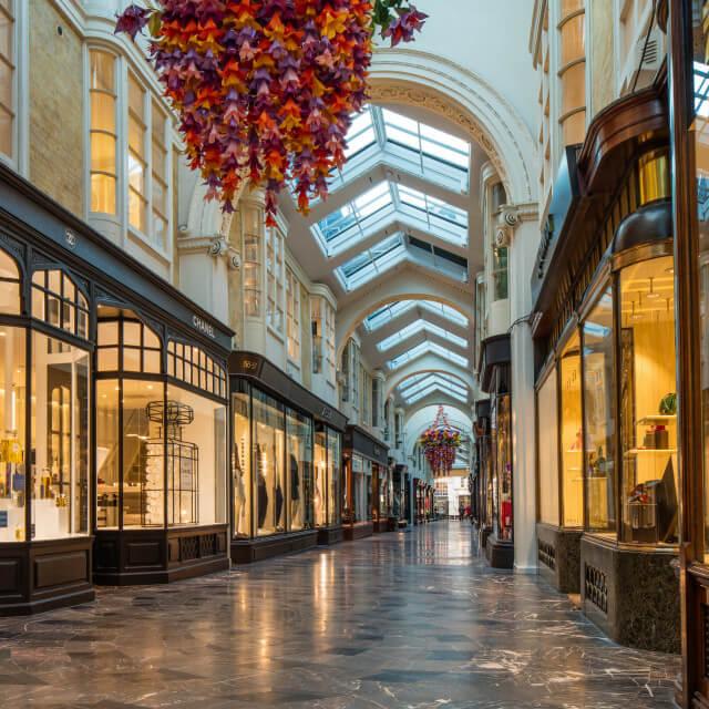 Burlington Arcade | Shopping