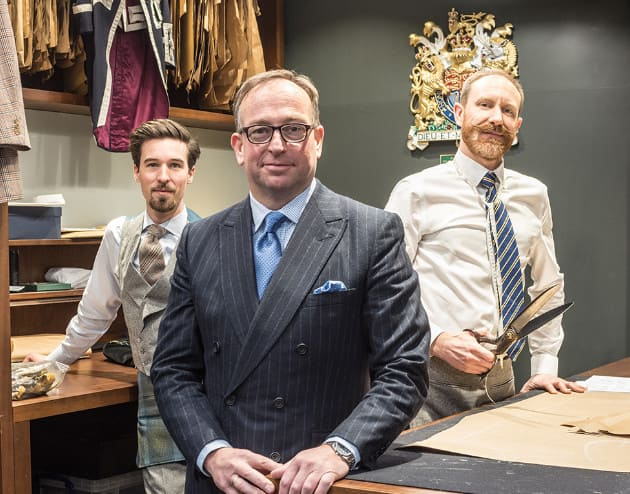 Henry Poole & Co, Savile Row