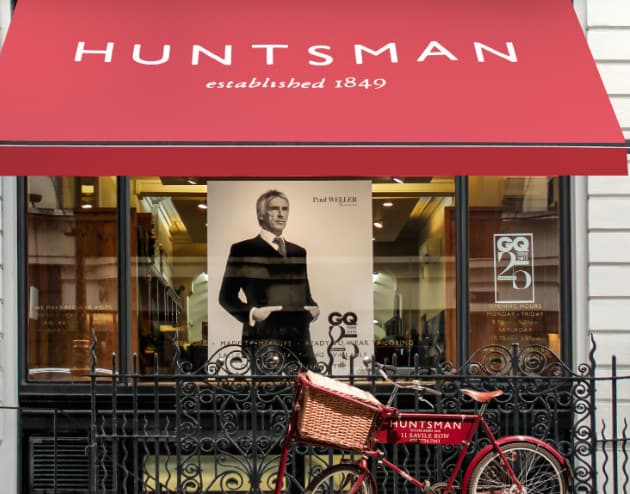 Huntsman, Savile Row