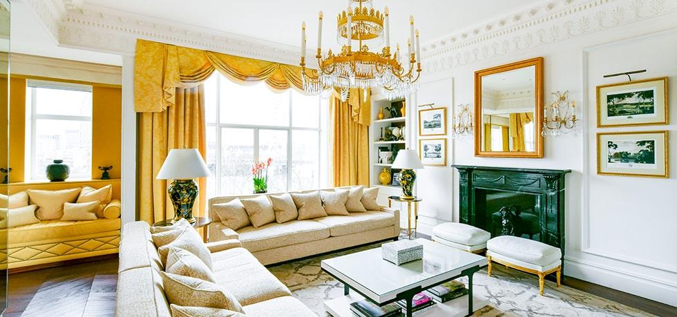 Savoy Royal Suite