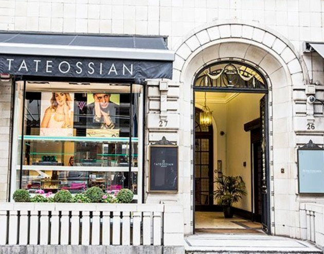 Tateossian, Conduit Street