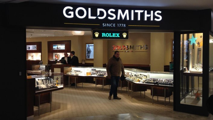 Goldsmiths Oxford Street