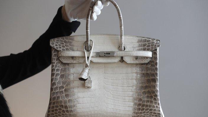 Hermès designer handbag