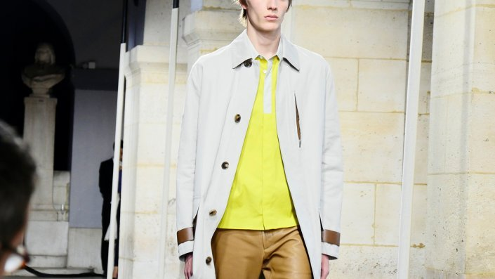 Hermès menswear