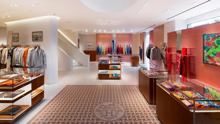 Hermès Bond Street