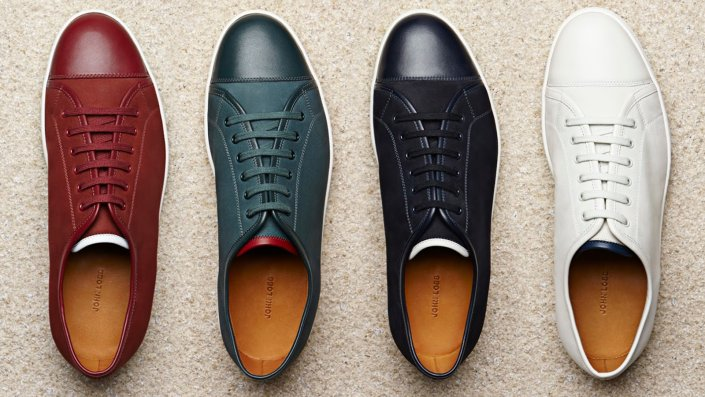 John Lobb footwear in London's West End