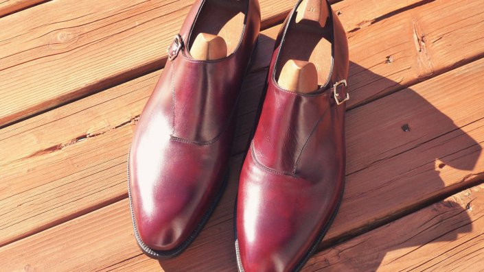 John Lobb classic footwear in Jermyn Street
