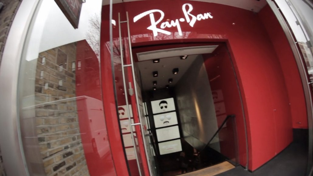 Ray Ban | Covent Garden | West End | London
