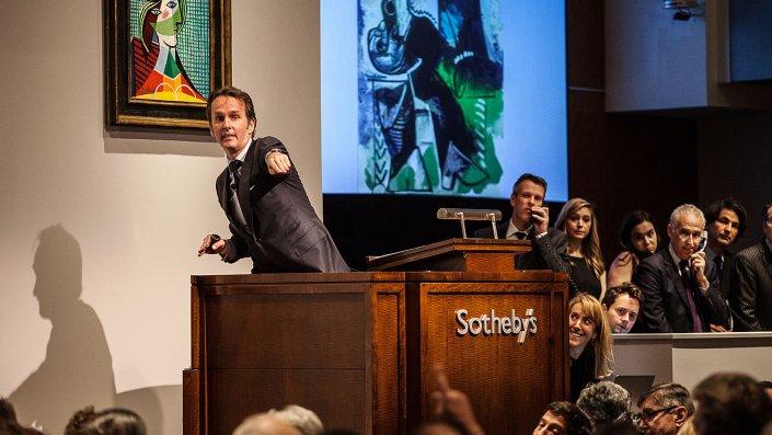 Sotheby's - Bond Street