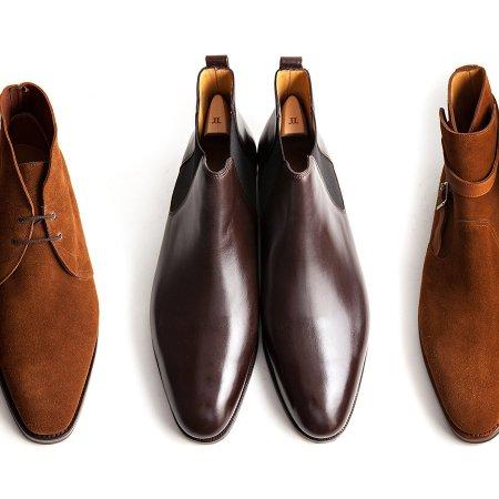 John Lobb classic boots