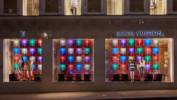 Louis Vuitton New Bond Street