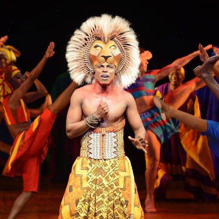 Lion King Theatre West End